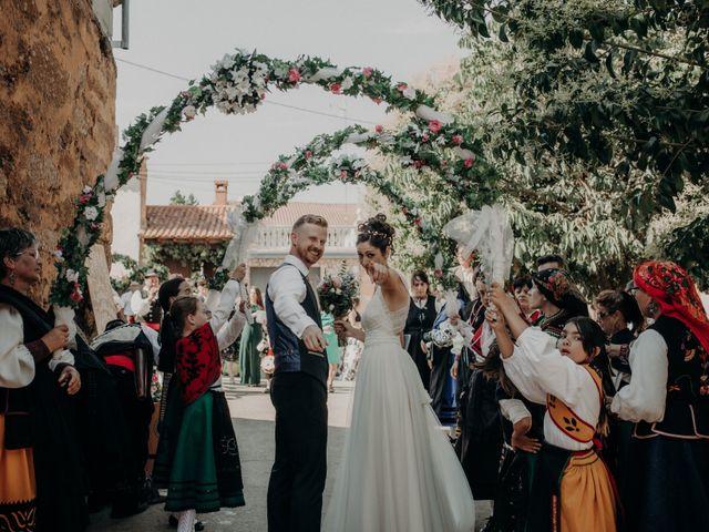 La boda de Paul y Elsa en Milla De Tera, Zamora 13