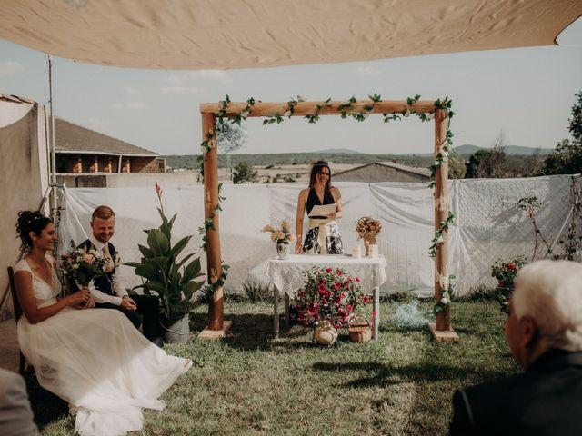 La boda de Paul y Elsa en Milla De Tera, Zamora 14