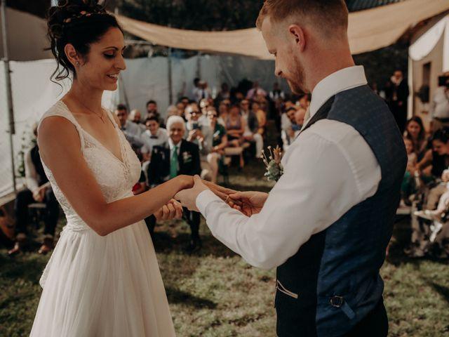La boda de Paul y Elsa en Milla De Tera, Zamora 15