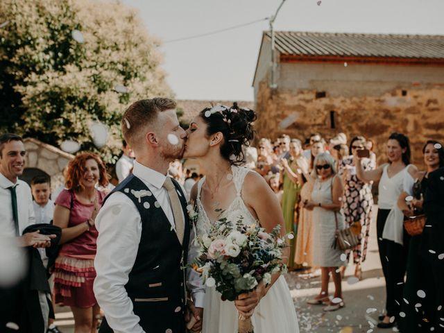La boda de Paul y Elsa en Milla De Tera, Zamora 1