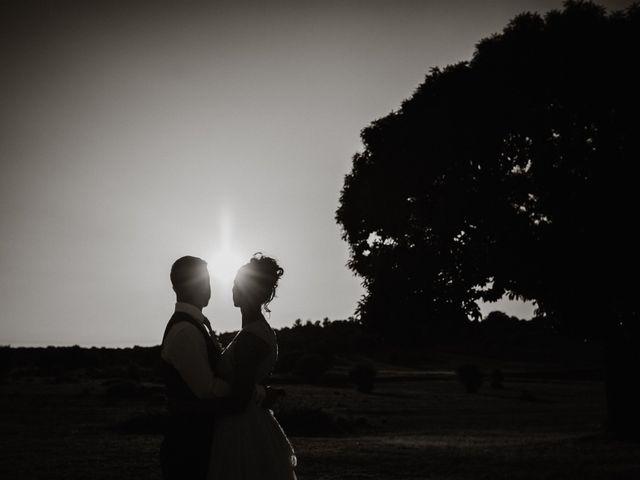 La boda de Paul y Elsa en Milla De Tera, Zamora 31