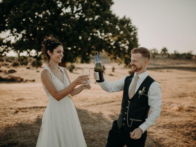 La boda de Paul y Elsa en Milla De Tera, Zamora 33
