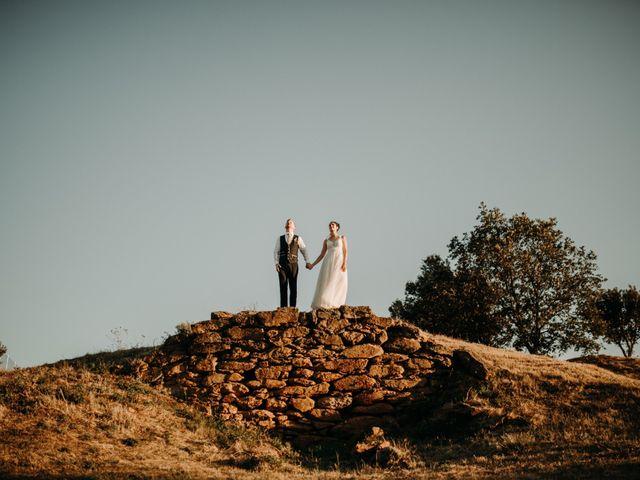 La boda de Paul y Elsa en Milla De Tera, Zamora 34
