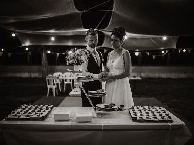 La boda de Paul y Elsa en Milla De Tera, Zamora 40