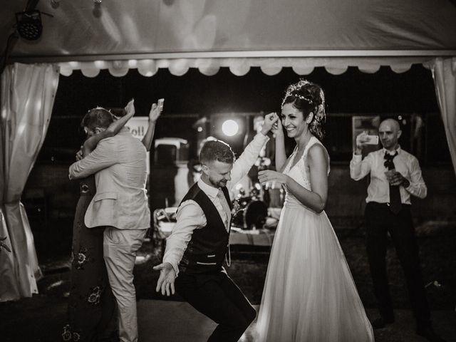 La boda de Paul y Elsa en Milla De Tera, Zamora 43