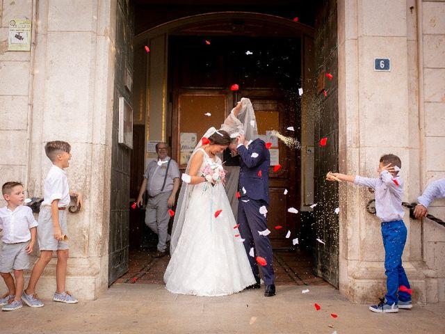 La boda de Juan y Maria Jose  en Paterna, Valencia 17