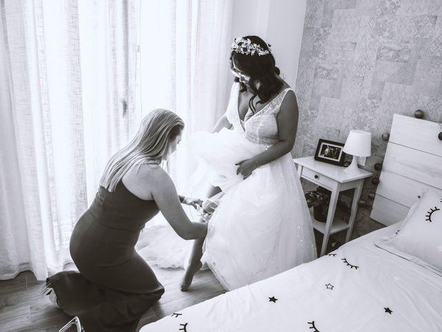 La boda de David y Karla en La Rambla, Córdoba 34