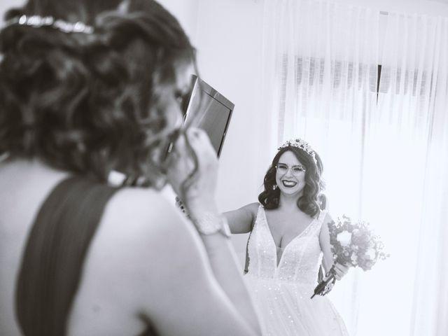 La boda de David y Karla en La Rambla, Córdoba 36