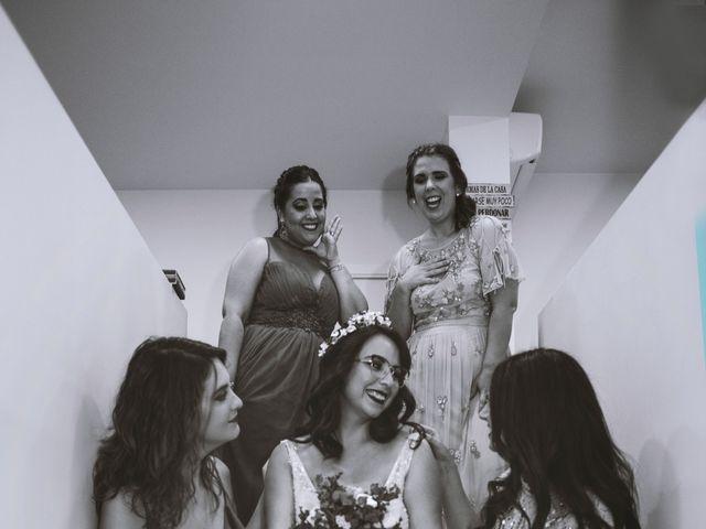 La boda de David y Karla en La Rambla, Córdoba 40