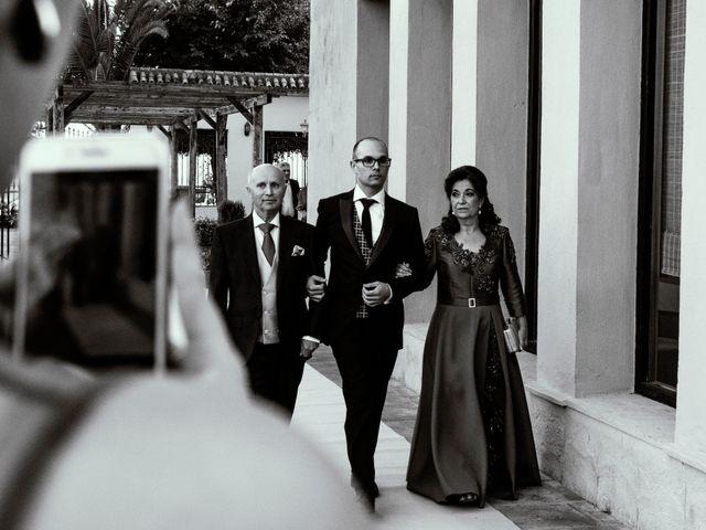 La boda de David y Karla en La Rambla, Córdoba 43