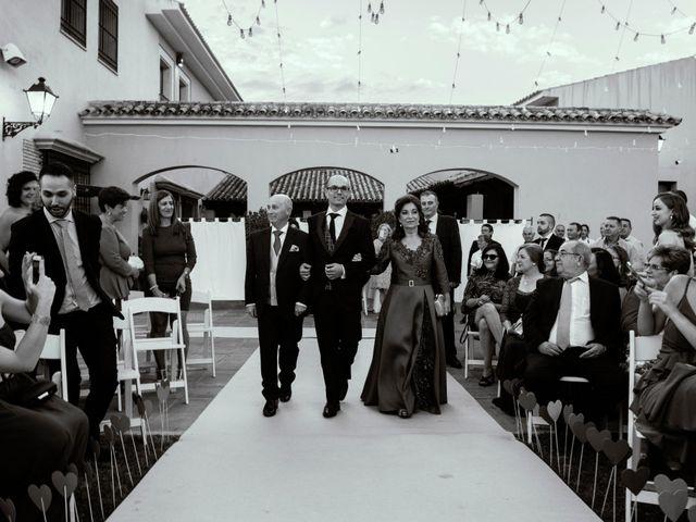 La boda de David y Karla en La Rambla, Córdoba 44