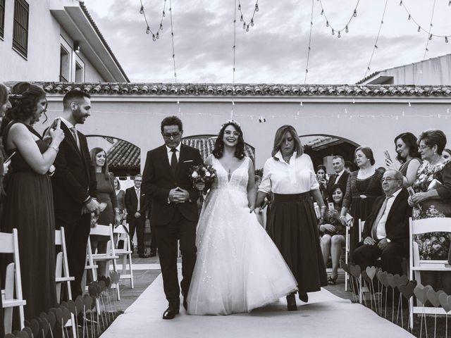 La boda de David y Karla en La Rambla, Córdoba 48