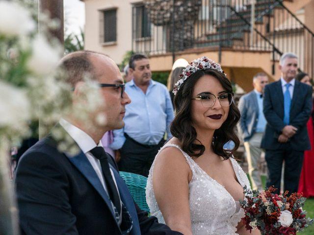 La boda de David y Karla en La Rambla, Córdoba 49