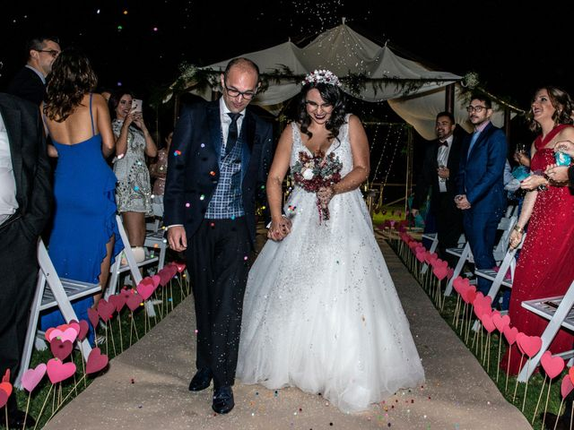 La boda de David y Karla en La Rambla, Córdoba 58