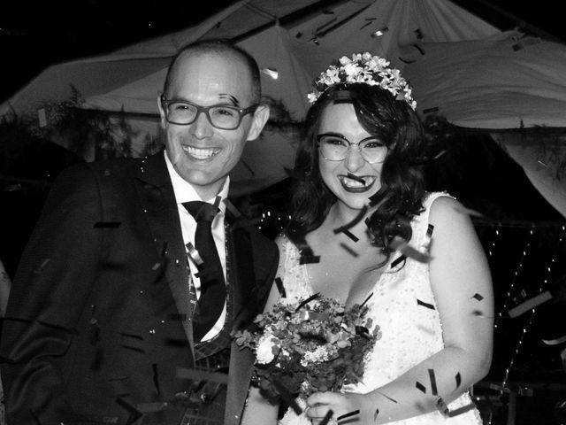 La boda de David y Karla en La Rambla, Córdoba 61