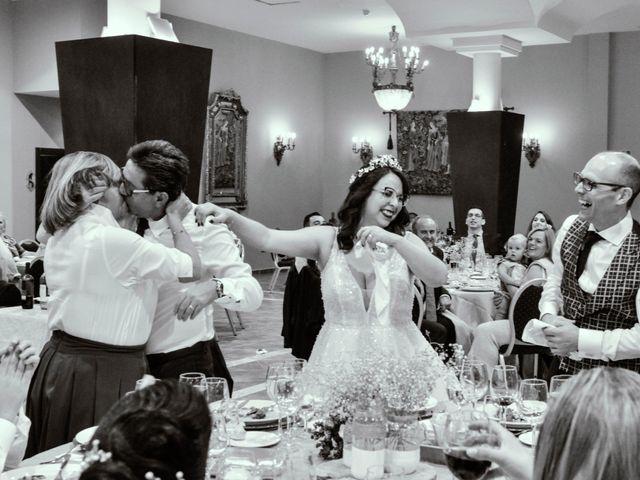 La boda de David y Karla en La Rambla, Córdoba 72