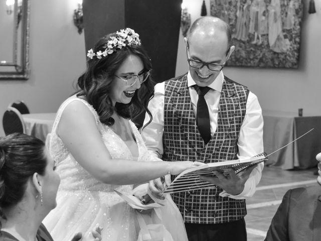 La boda de David y Karla en La Rambla, Córdoba 81