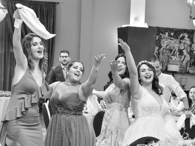 La boda de David y Karla en La Rambla, Córdoba 85