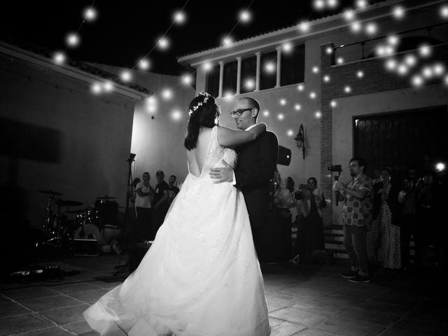 La boda de David y Karla en La Rambla, Córdoba 87