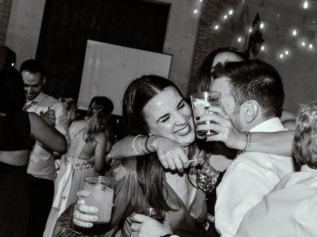 La boda de David y Karla en La Rambla, Córdoba 90