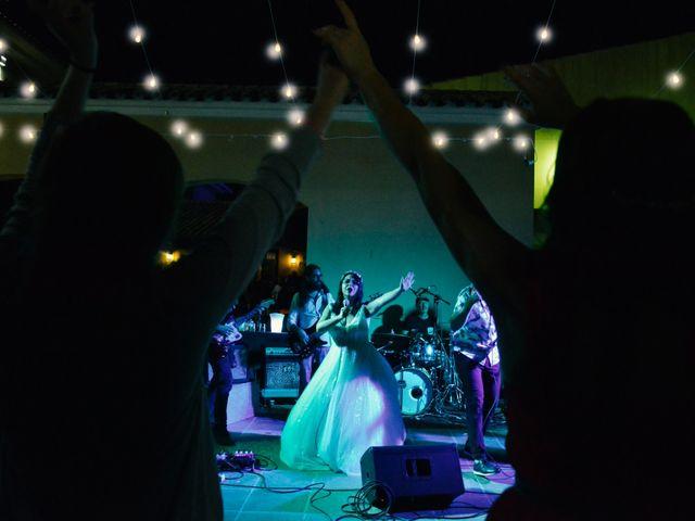 La boda de David y Karla en La Rambla, Córdoba 94