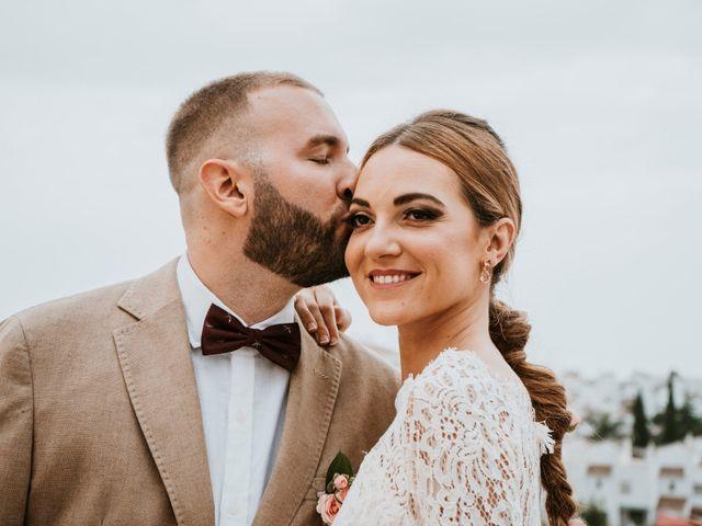 La boda de Alba y Migue