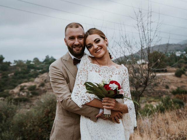 La boda de Migue y Alba en Málaga, Málaga 2