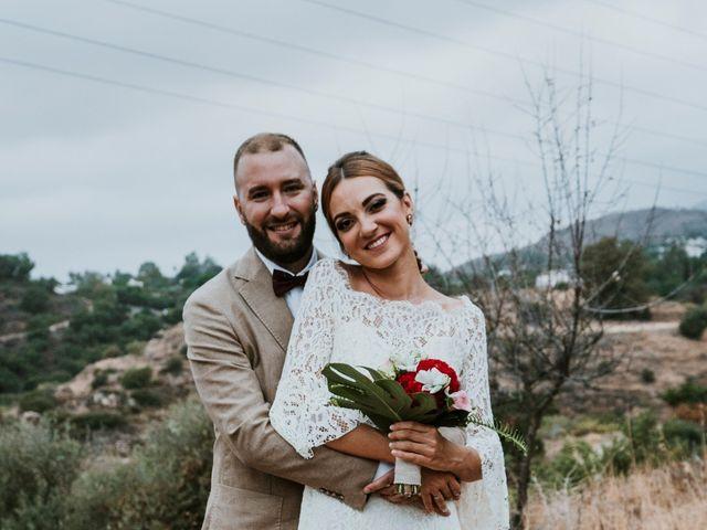 La boda de Migue y Alba en Málaga, Málaga 5
