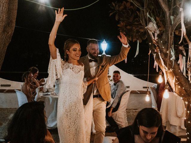 La boda de Migue y Alba en Málaga, Málaga 18