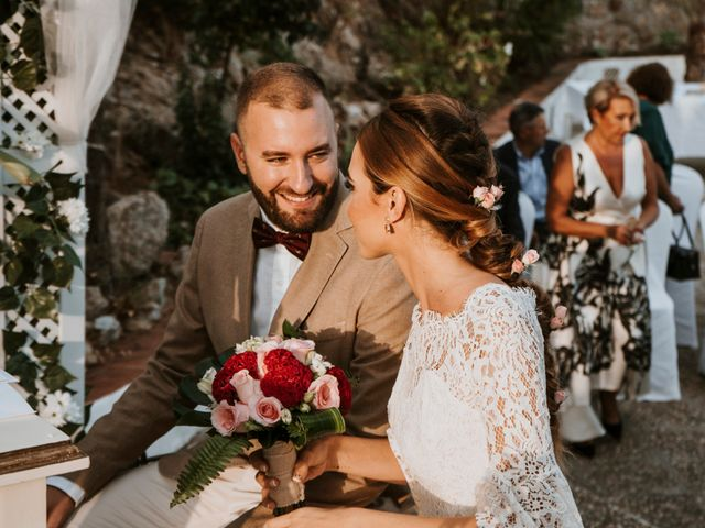 La boda de Migue y Alba en Málaga, Málaga 21