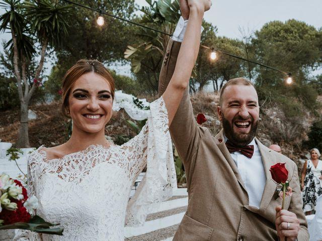 La boda de Migue y Alba en Málaga, Málaga 22