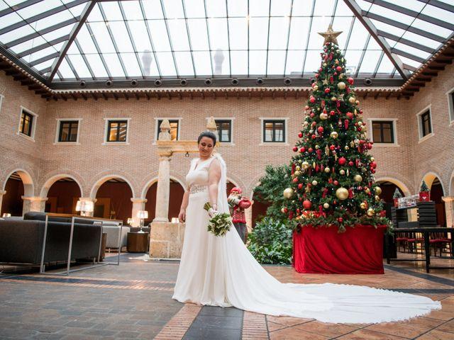 La boda de Javier y Leyla en Valladolid, Valladolid 19
