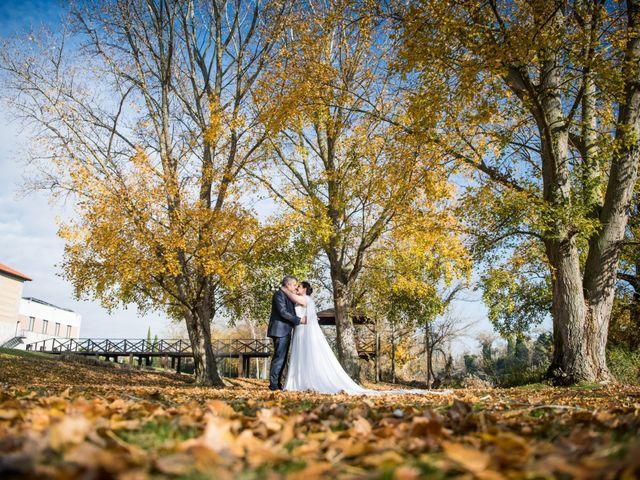 La boda de Leyla y Javier