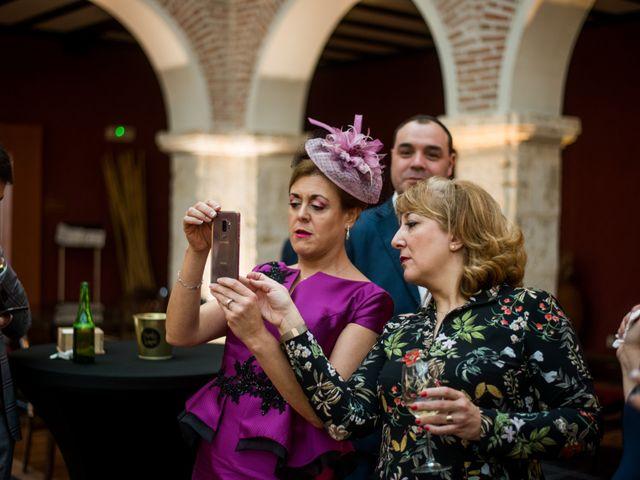 La boda de Javier y Leyla en Valladolid, Valladolid 45