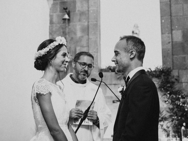 La boda de Joan y Jordina en El Rourell, Tarragona 33