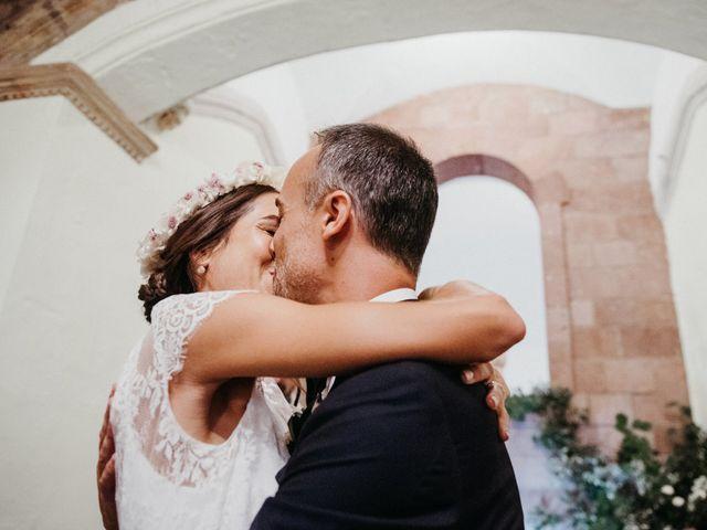 La boda de Joan y Jordina en El Rourell, Tarragona 34
