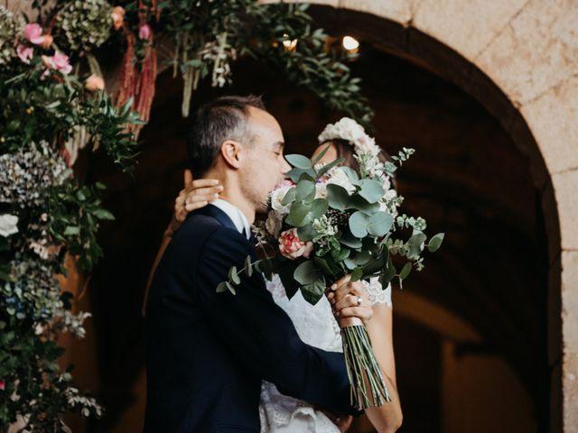 La boda de Joan y Jordina en El Rourell, Tarragona 36