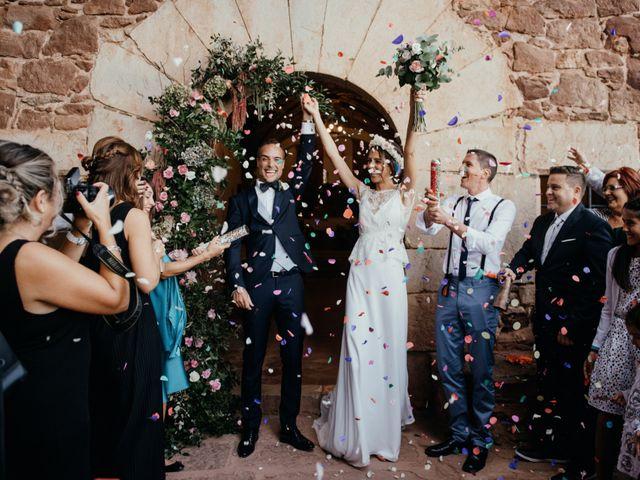La boda de Joan y Jordina en El Rourell, Tarragona 37
