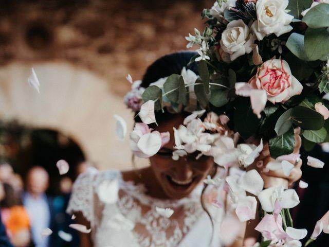 La boda de Joan y Jordina en El Rourell, Tarragona 38