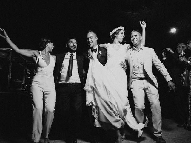 La boda de Joan y Jordina en El Rourell, Tarragona 50