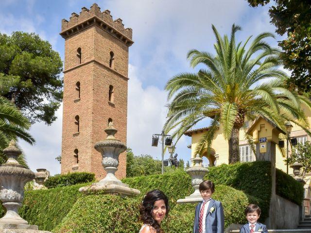 La boda de Sergi y María en L' Hospitalet De Llobregat, Barcelona 11