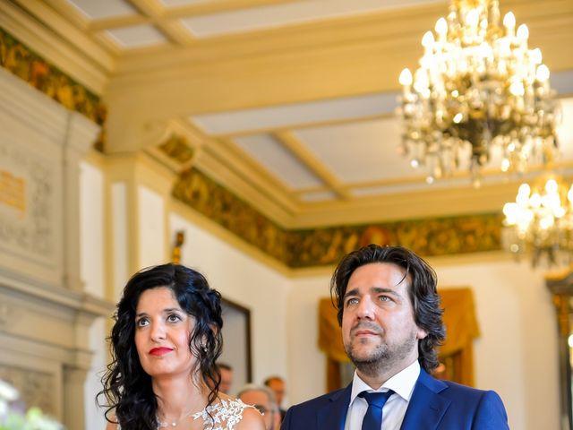 La boda de Sergi y María en L' Hospitalet De Llobregat, Barcelona 12