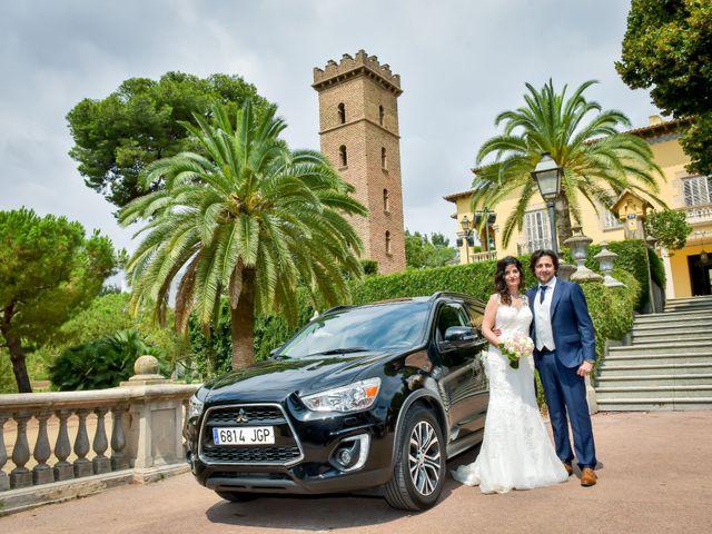 La boda de Sergi y María en L' Hospitalet De Llobregat, Barcelona 14