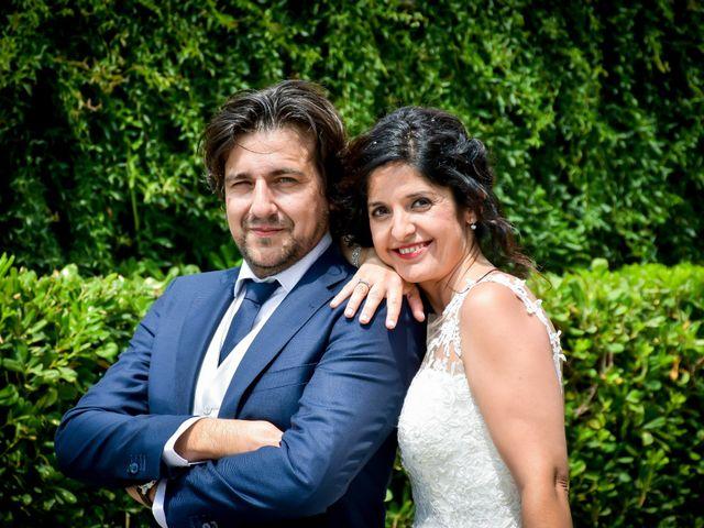 La boda de Sergi y María en L' Hospitalet De Llobregat, Barcelona 15