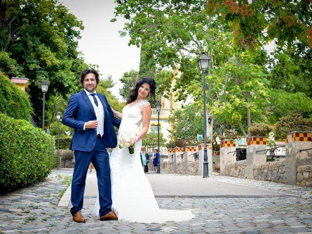 La boda de Sergi y María en L' Hospitalet De Llobregat, Barcelona 16