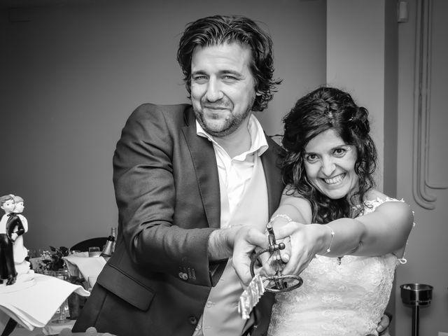 La boda de Sergi y María en L' Hospitalet De Llobregat, Barcelona 20