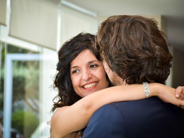 La boda de Sergi y María en L' Hospitalet De Llobregat, Barcelona 21