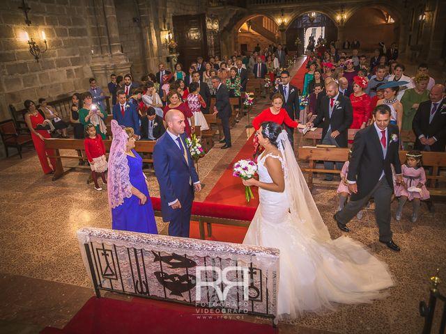 La boda de Jesús  y Lucía  en Casar De Caceres, Cáceres 1