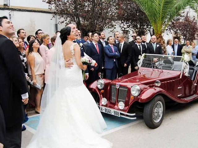 La boda de Jesús  y Lucía  en Casar De Caceres, Cáceres 5