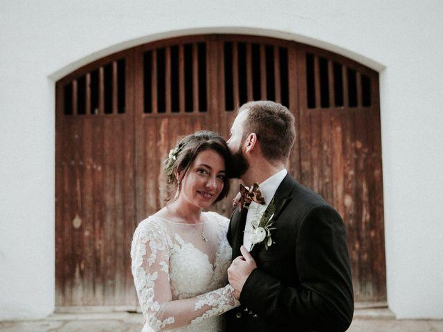 La boda de Chris y Juan